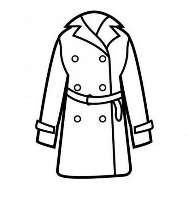 Clothing Coloring Pages 2 Coloring Pages Coloring Books Coloring Pages For Kids