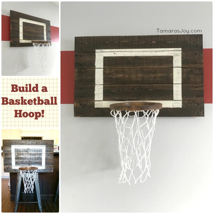 Ana White  Basketball Hoop For Bedroom Decor & Play  Diy Delectable Basketball Hoop For Bedroom Inspiration