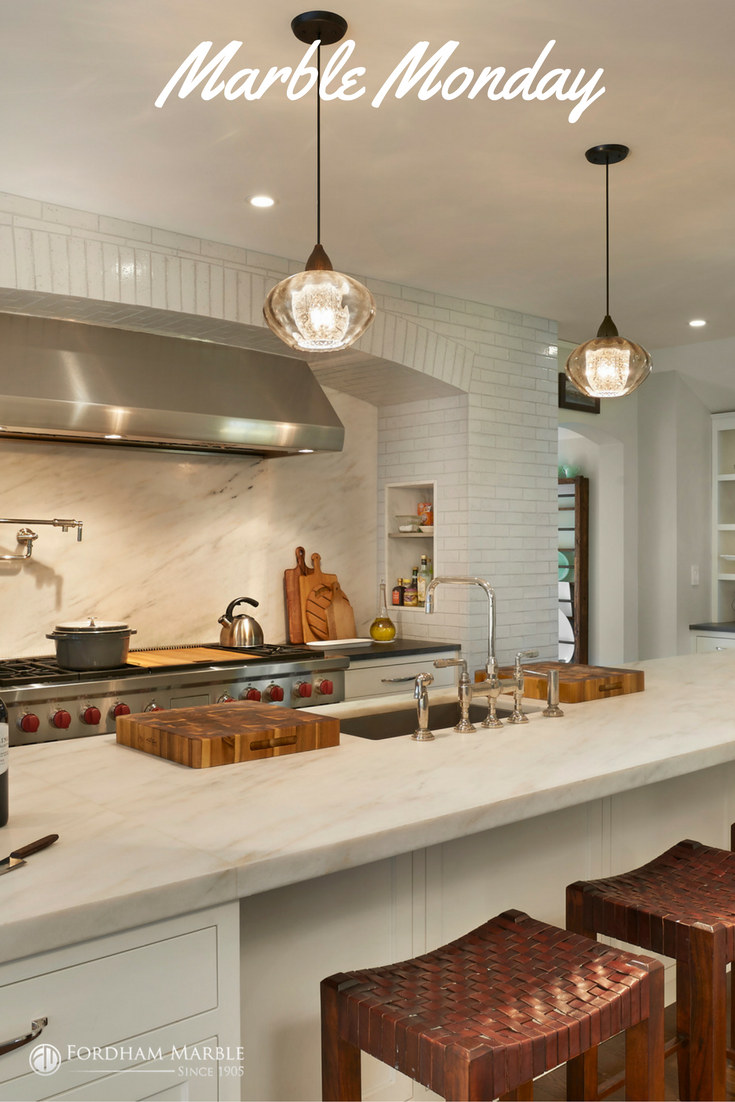 The Vermont Danby Countertops With Their Two Inch Mitered Edge Are An  Inspiration.