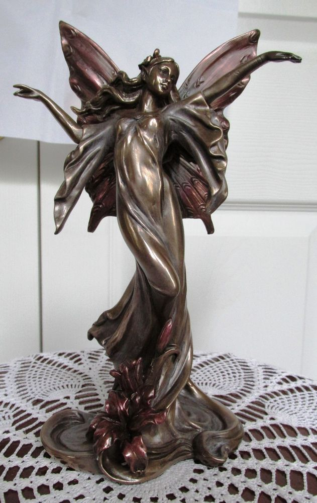 Fairy Figurine Named Simone by the Summit Collection - NIB #Fantasy