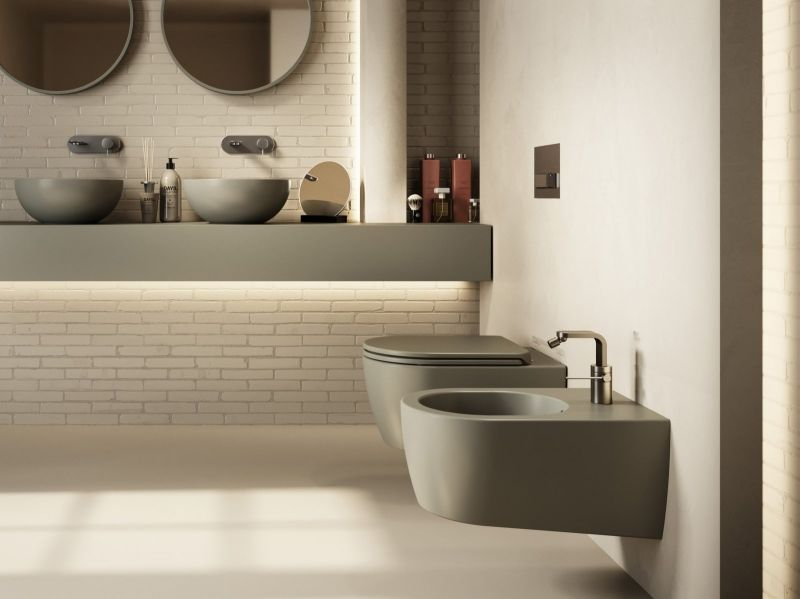 Happy Hour Slim - Produzione sanitari di design in ceramica, arredo ...