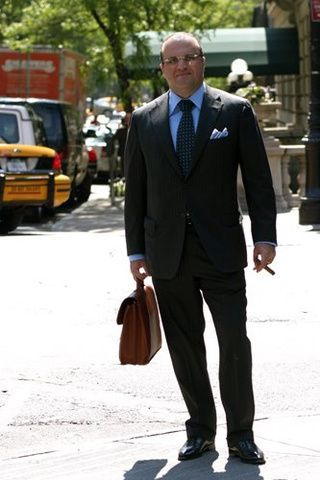 Suits for Big and Heavy Men (5) | What to wear | Pinterest