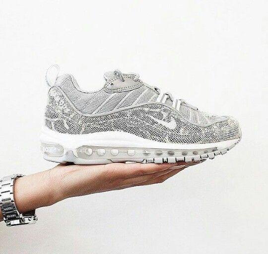 Nike Air Max 98 supreme Chaussures Pinterest