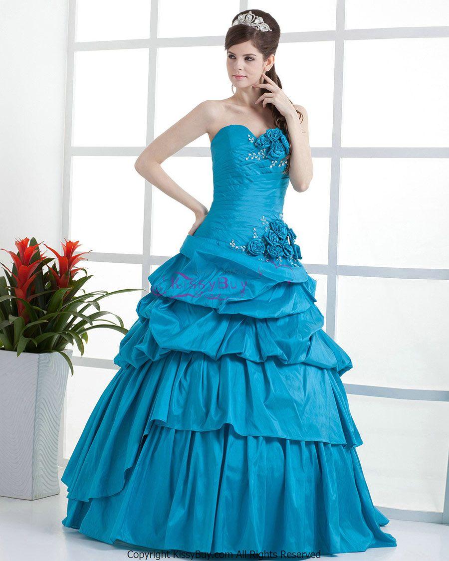 Vestidos de gala para fiesta de 15