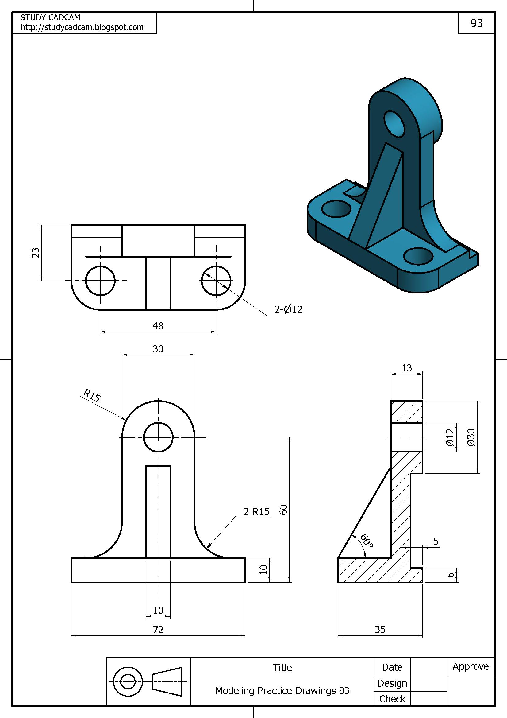 Pin De Sujay Surya En Dibujo Mecanico Tecnicas De Dibujo Ejercicios De Dibujo Dibujo Tecnico Ejercicios