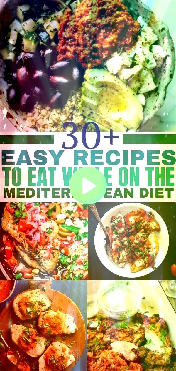 diet recipes to help you live a healthy lifestyle Add these Mediterranean recipes to your Mediterranean diet planMediterranean diet recipes to help you live a healthy lif...