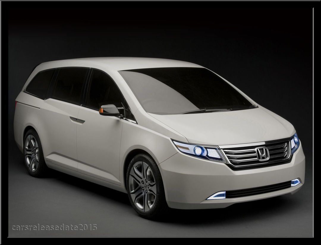 2017 Honda Odyssey Release Date And Changes Is Exposed To Come Out With Upgrade Idea Keep Its Lifestyle As A Well Known Minivan