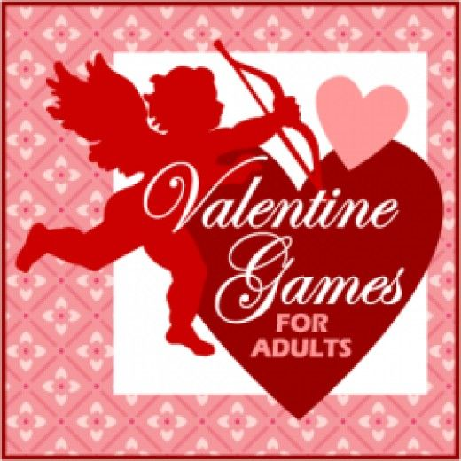 Valentine Games for Adults   Party games, Gaming and Valentine games