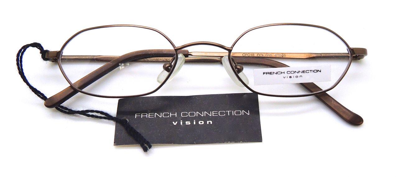 a63447fd62 Grab your FCUK Bronze hexagonal prescription frames- now just £39!. http