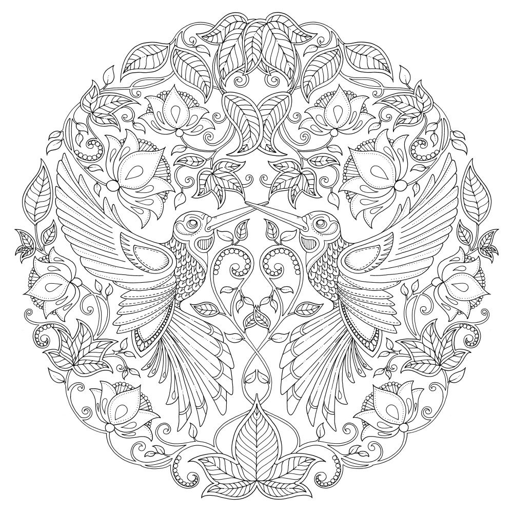 owl leaves print colouring - Pesquisa Google | Mandalas | Pinterest ...