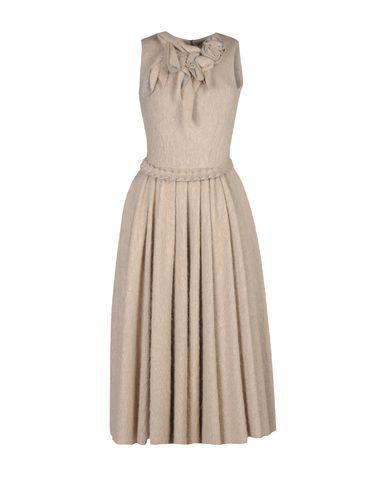 Maurizio pecoraro Women - Dresses - 3/4 length dress Maurizio pecoraro on YOOX