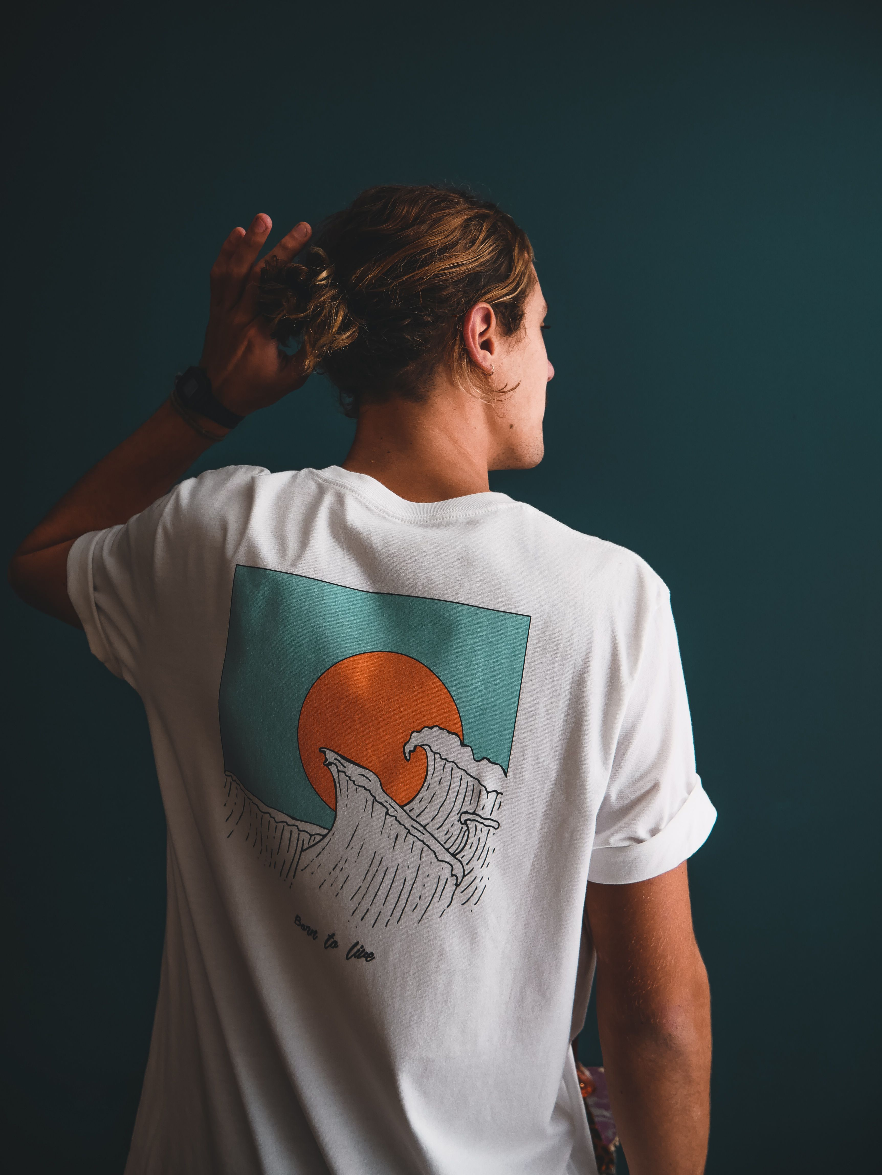 Born To Live T Shirt Shirt Design Inspiration Aesthetic T Shirts Shirt Print Design