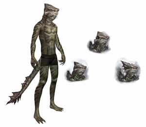 Naga Elder Scrolls Lore Elder Scrolls Races Naga