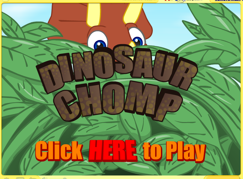 Dino Chomp | Dinosaurs | Abc mouse, Kids learning, Learn to read