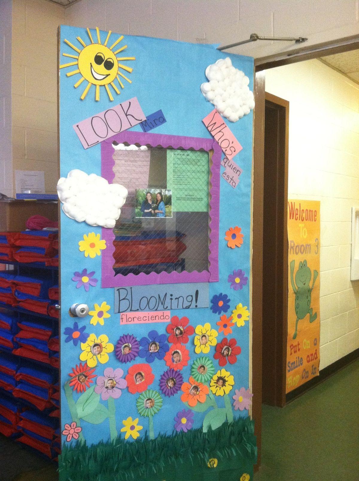 Classroom Door Decoration For Preschool | Flisol Home