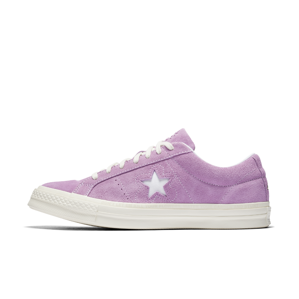 e0d67a3ba51 Converse One Star x Golf le Fleur Suede Men s Shoe Size 5 (Pink ...