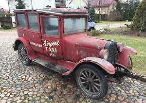 1924 DODGE BROTHERS SEDAN 6  CLASSIC/VINTAGE CAR    eBay