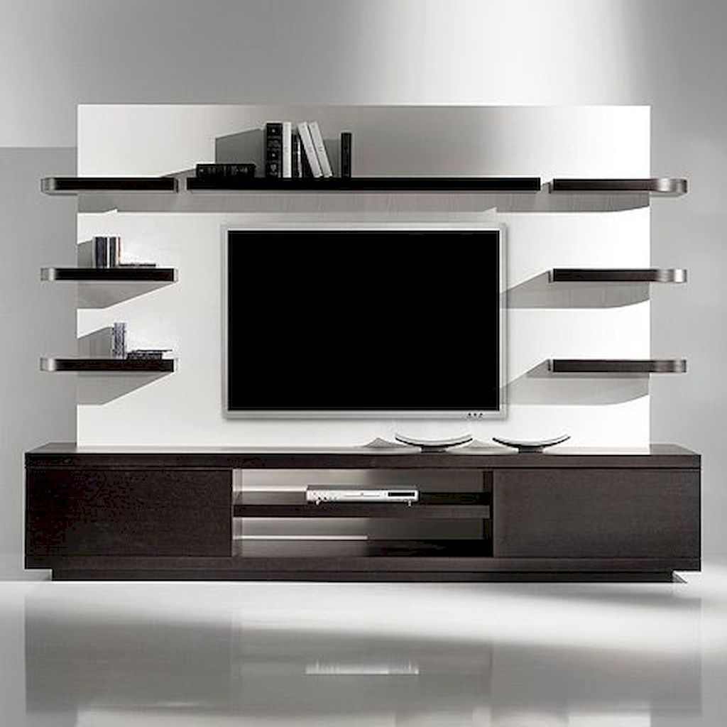 Adorable 60 Tv Wall Living Room Ideas Decor On A Budget H