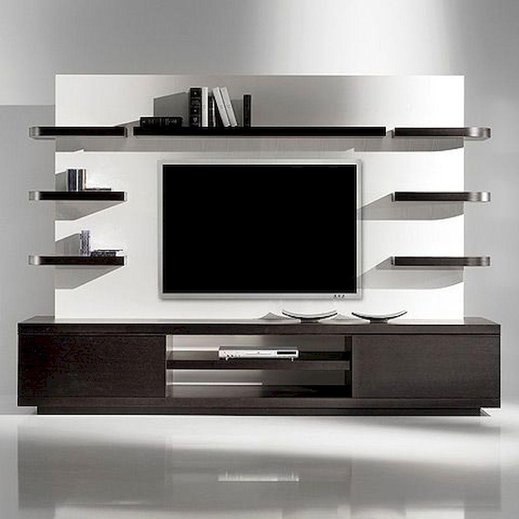 60 Tv Wall Living Room Ideas Decor On A Budget Contemporary Tv