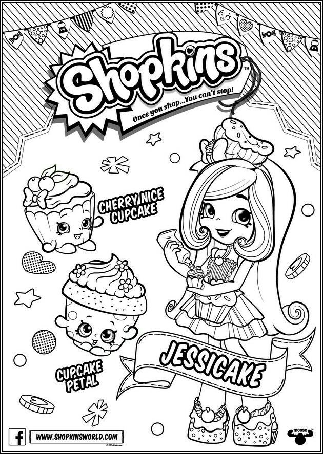 Pin de Samantha Ayres en Shopkins Coloring Pages | Pinterest | Dibujo