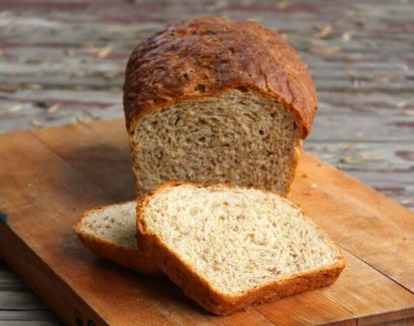Whole Wheat Bread Recipe Honey Cracked Wheat Recipe Wheat Bread Recipe Bread Recipes Sweet Cracked Wheat