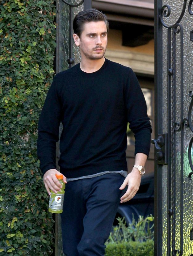 Scott Disick Got A Hair Cut Looks Good Hair Today Gone Tomorrow