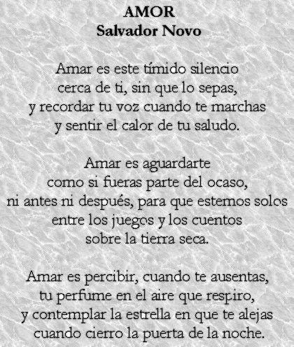 Poema Acerca Del Amor En Silencio Poemas Cortos Para