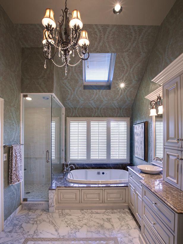 aaahhhh... I love a great bathroom