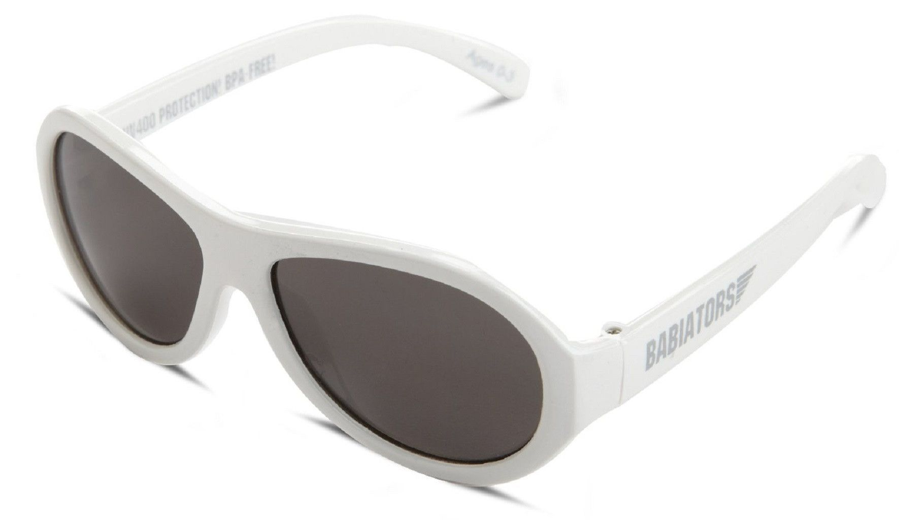 Babiators Wicked White Kids Sunglasses And True Blue Classic Ages 3 7