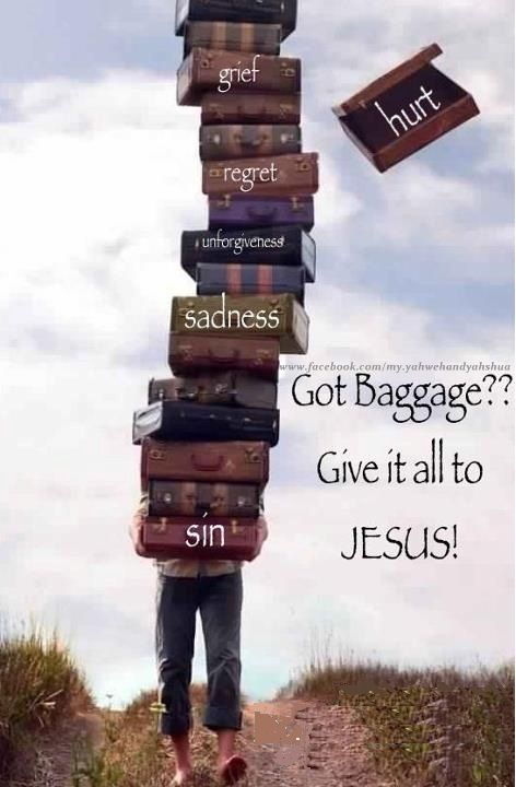 Christian dating unpacking your baggage