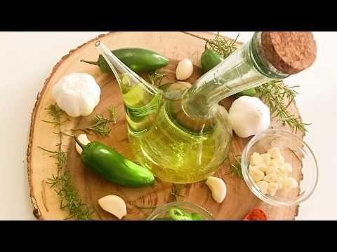 Como hacer aceite aromatizado - Recetas y cocina en Taringa!