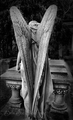 Image result for statue angel graveyard pinterest