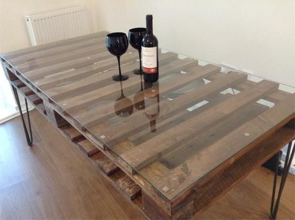 Pallet tavolino ~ Different diy pallet projects for the home pallet tavolini