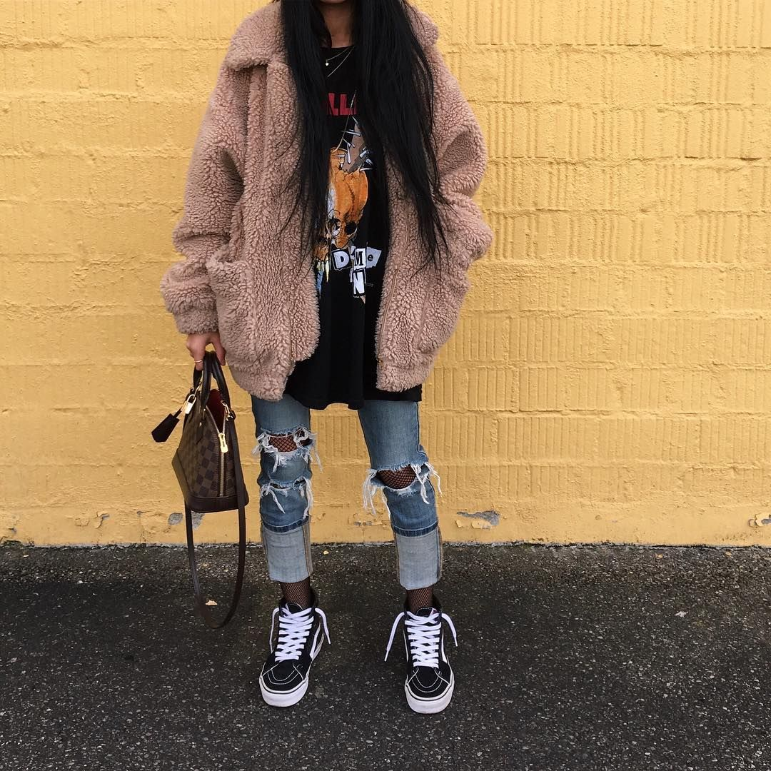 Winter Stil, Autumn Fashion Grunge, Grunge Winter Outfits, Fall Outfits,  Outfits For