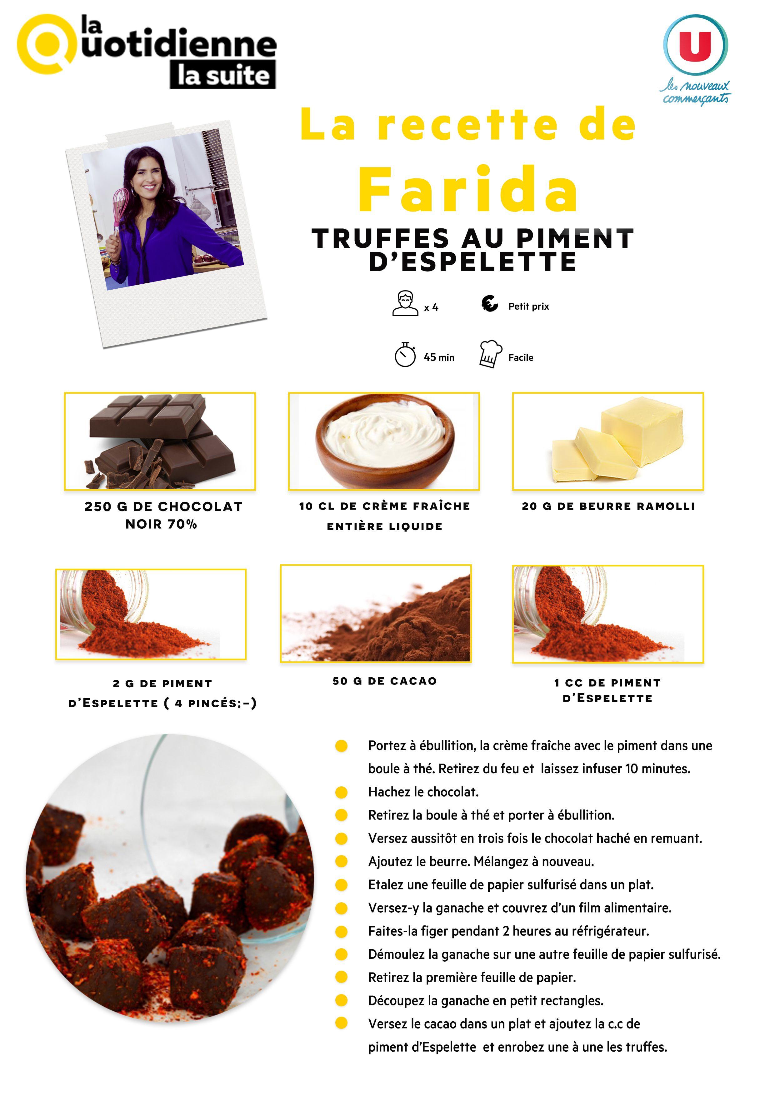 Les recettes la quotidienne la suite france 5 cuisine pinterest - Recette cuisine quotidienne ...
