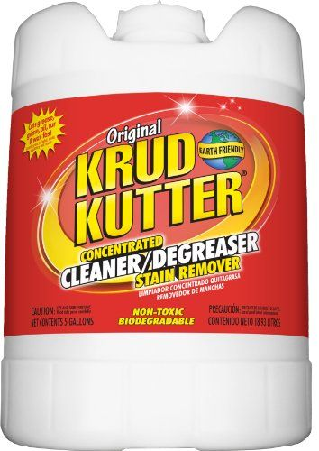 Krud Kutter Original Concentrated Kitchen Cleaner Degreaser