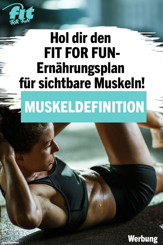 Photo of Muskeldefinition: Dein Ernährungsplan für sichtbare Muskeln