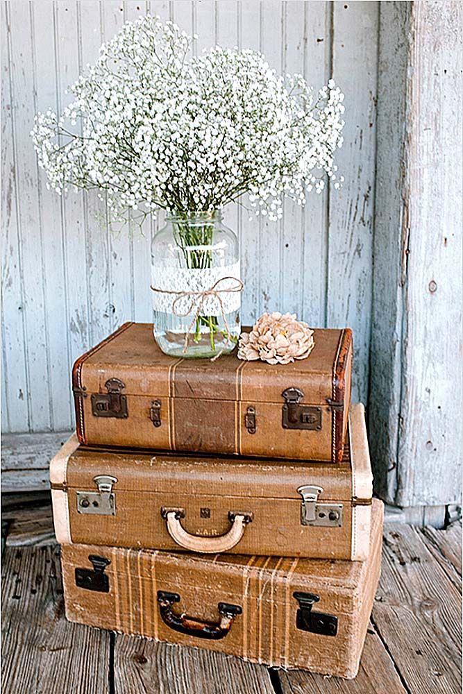 Shabby Chic Vintage Wedding Decor Ideas Wedding 3 Wedding