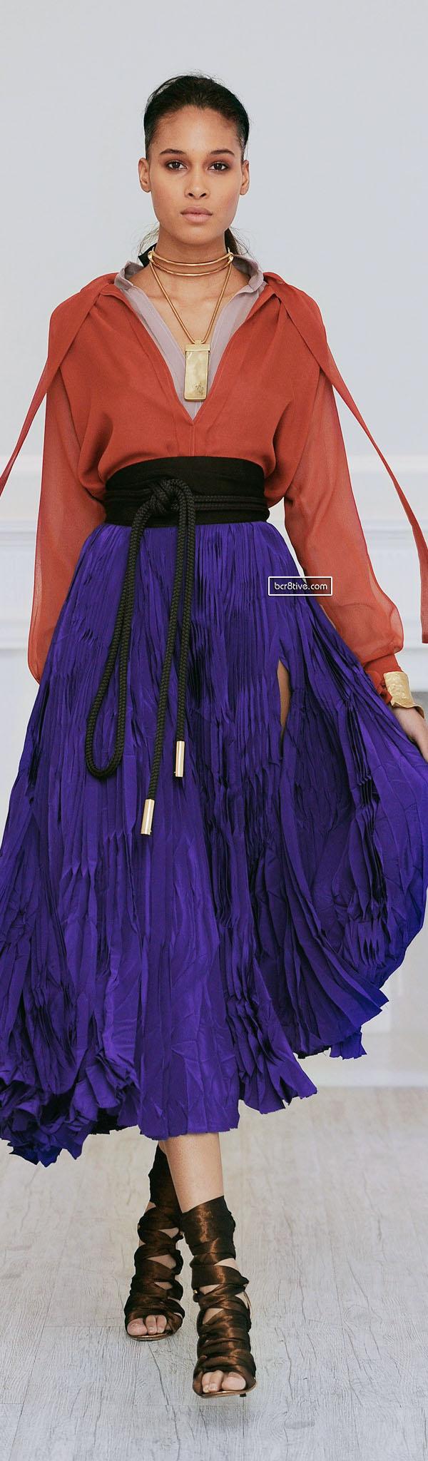 Juan Carlos Obando – Fall Winter 2013-14 Ready to Wear Collection NYFW