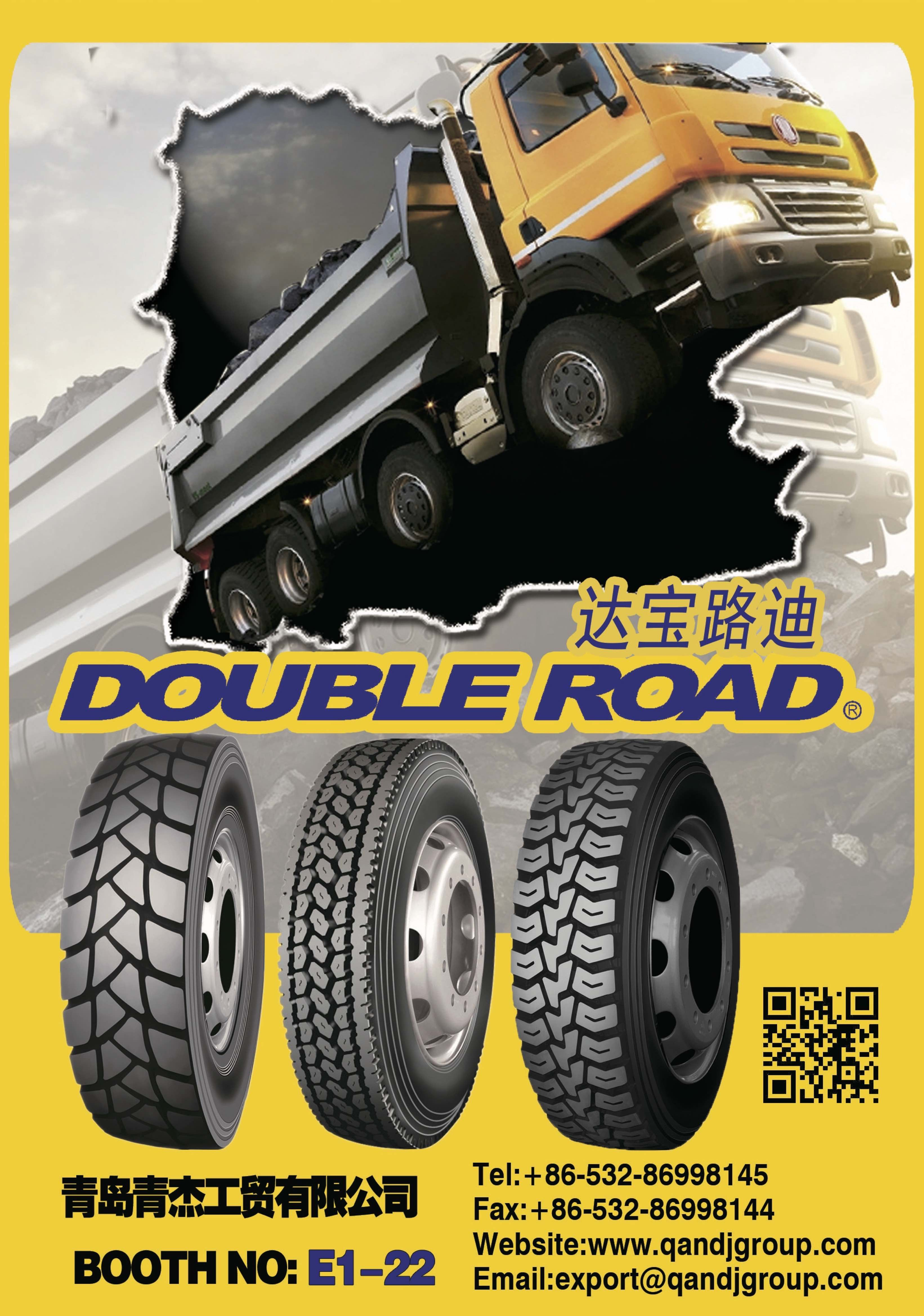 Tires Near Me Open Now >> Double Road Tyre Company From China Grtae China Guangrao Rubber