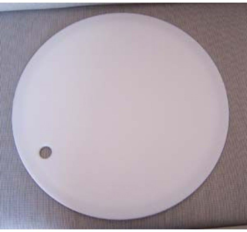 sink cover round 17 75 white 203483