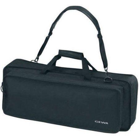 Gewa Basic Gig Bag for Keyboard, Black