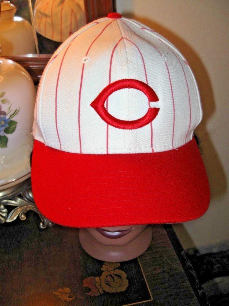Cincinnati Reds New Era hat 7 1 8 Diamond Collection Pro Model 100% Wool   DiamondNewEra  CincinnatiReds 40514d15c5e