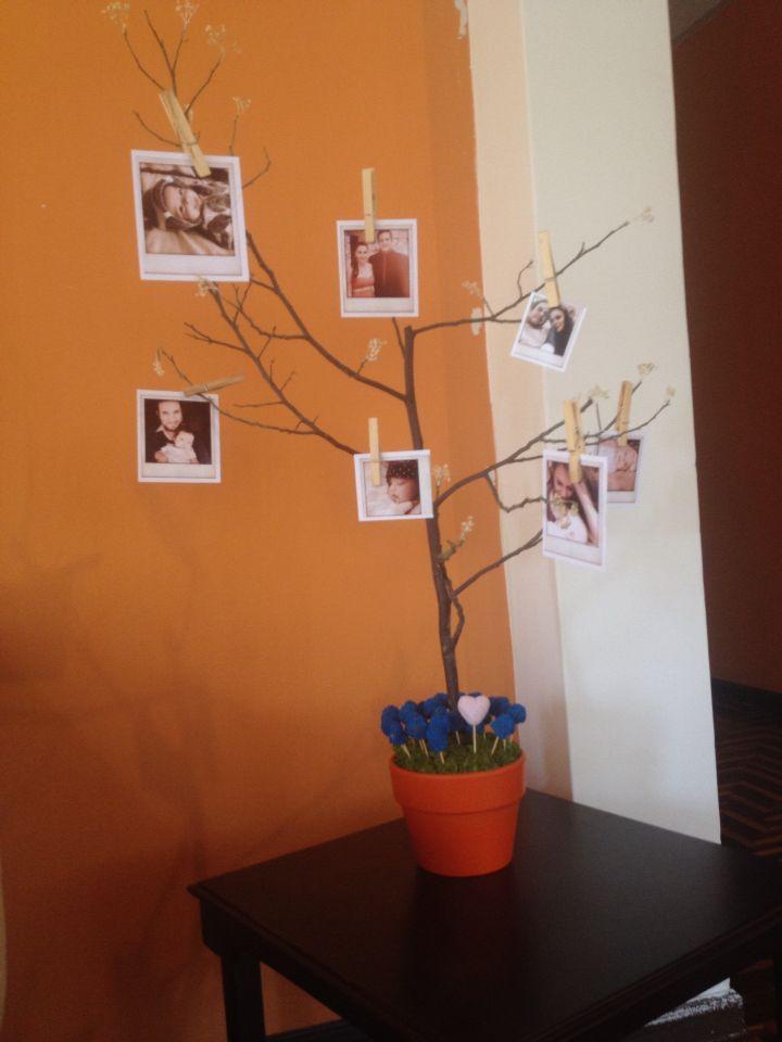Árbol regalo novio