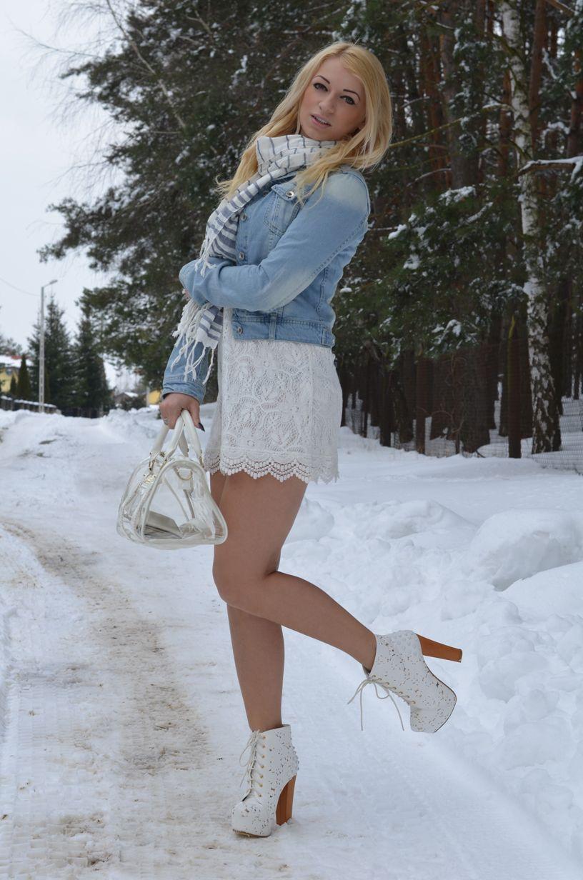 Diamentica Mimo Zimy Wiosna Women Wear Fashion Girls Boots