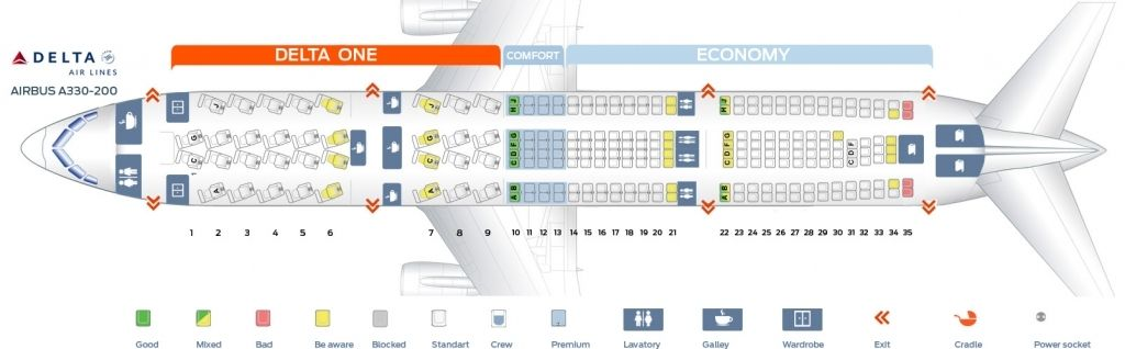 The Amazing A330 200 With Images Airbus Seating Plan Seating