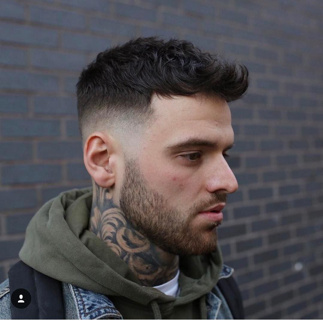 Hairmenstyle Official Hairmenstyle Fotos Y Videos De Instagram Mid Fade Haircut Haircuts For Men Mens Haircuts Fade