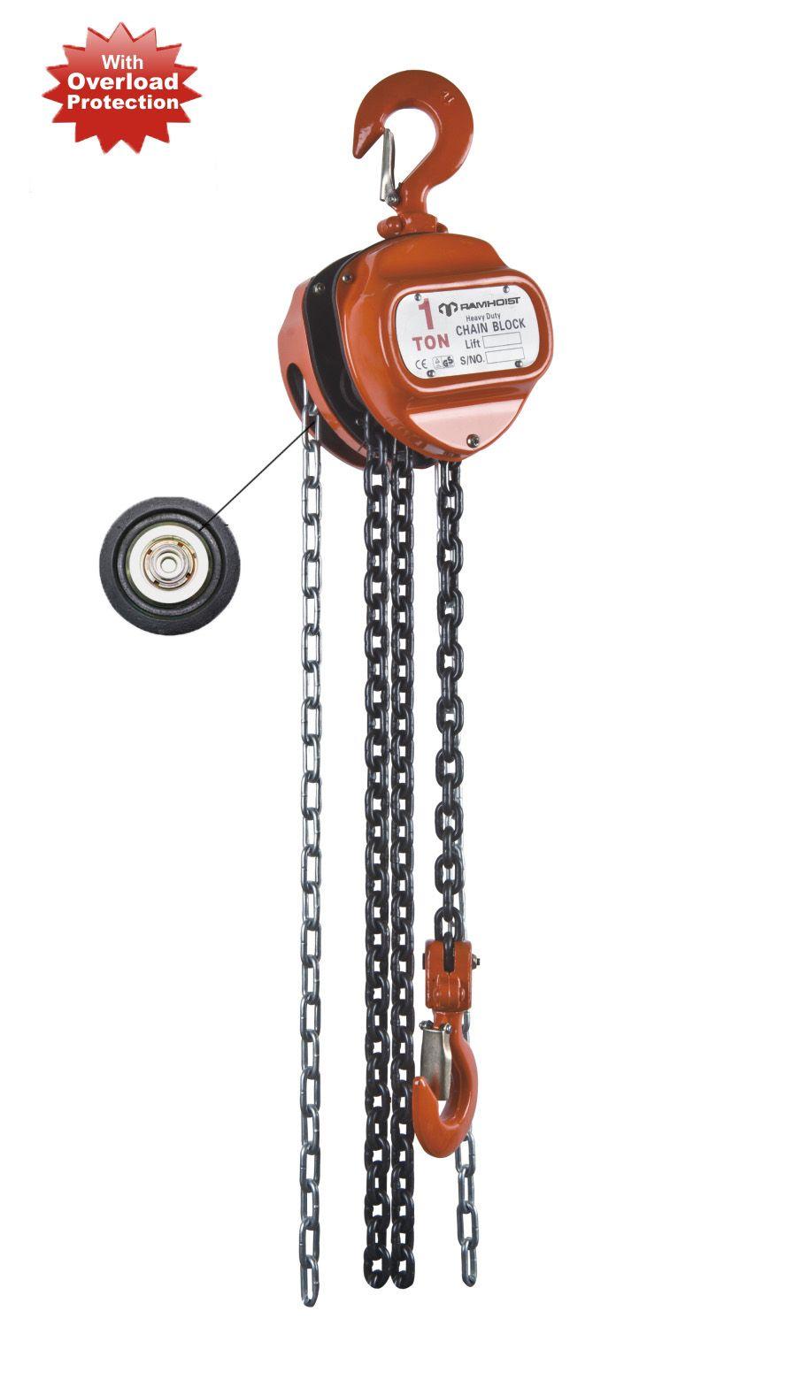 Ck Chain Block Manual Chain Hoist Hand Chain Chain Blocks
