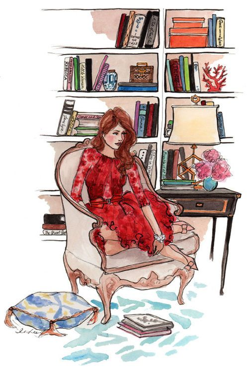 The Sketch Book – Inslee Haynes / Fashion Illustration by Inslee ...