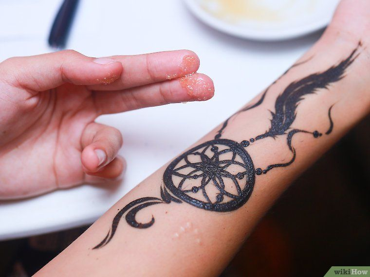 How To Care For A Henna Design 13 Steps With Pictures Henna Tattoo Designs Small Henna Tattoos Henna Tattoo Back
